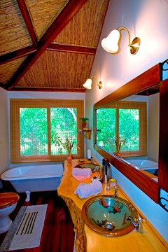 Bathroom, Tambotie, Lodge, Bushwillow Collection