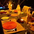 Table setting, Lodge, Bushwillow Collection