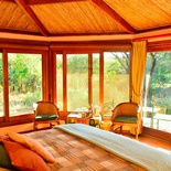 Bedroom, Tambotie, Lodge, Bushwillow Collection