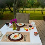 Dining at Bushwillow Collection