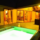 Pool, Shower, Cottage, Bushwillow Collection