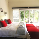 Bedroom, Red Ivory, Boutique, Bushwillow Collection