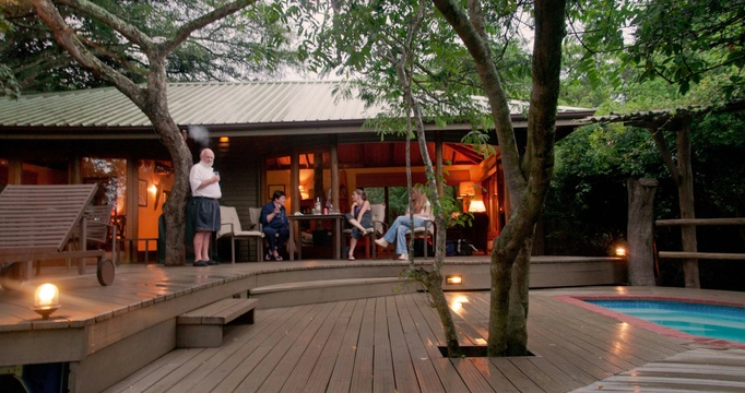 Main Lodge, Bushwillow Collection